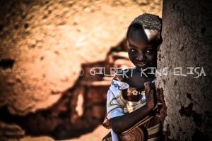 Kibera Slum of Kenya